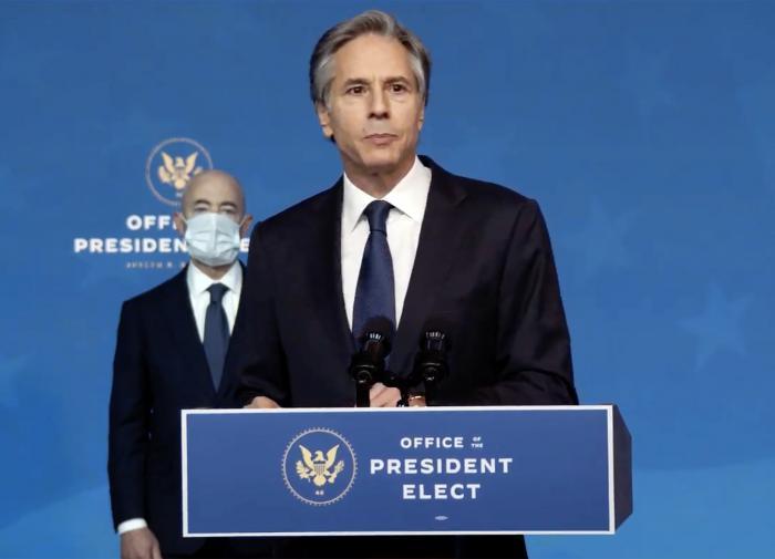 Кто вы, мистер Блинкен: в Китае оценили нового госсекретаря США
