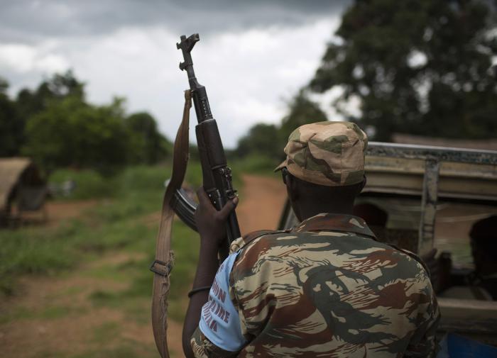 В ЦАР заявили о невозможности переговоров с боевиками