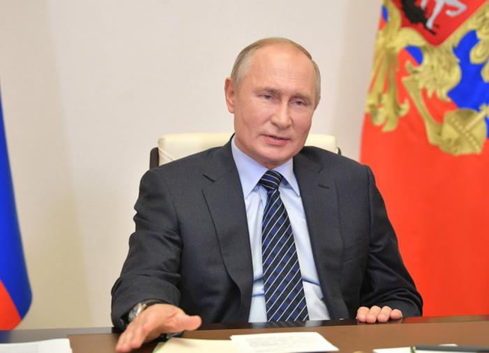 Владимир Путин прокомментировал просьбу Меркель выпустить Алексея Навального