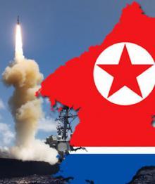 В Северной Корее испытали новое тактическое управляемое оружие