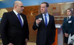 Передача дел: Медведев и Мишустин проведут встречу в Доме правительства