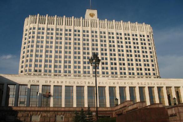 Президент России подписал указ о структуре правительства