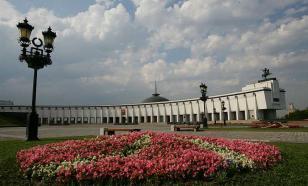 Путин поздравил работников Музея Победы с 25-летием