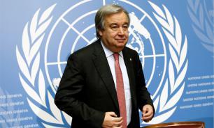 Генсек ООН призвал объединиться в борьбе с коронавирусом