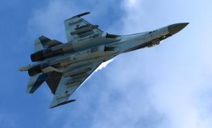 Российский истребитель вывел из строя системы американского самолёта