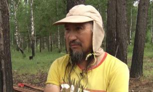 Шамана-оппозиционера, идущего в Москву, остановили шаманы-патриоты