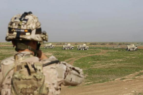 США готовят новую пехоту длявойны сКитаем