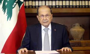 Президент Ливана обратился к правительствам с просьбой ускорить помощь