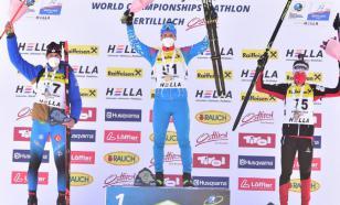Иродов завоевал второе золото юниорского ЧМ по биатлону