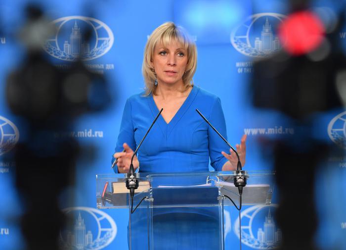 """""""Это не конец"""": Захарова о России и информационном противостоянии"""