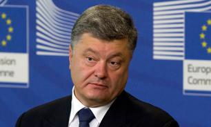 Порошенко потребовал немедленной остановки огня на Донбассе, но Донбасс ему не поверил