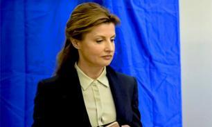 Жену Порошенко выгнали со встречи ветеранов АТО