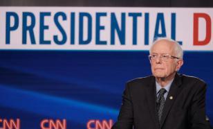 СМИ: Байден обошел Сандерса в Вашингтоне с минимальным отрывом