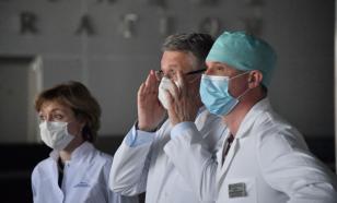 Медики просят у президента защиты