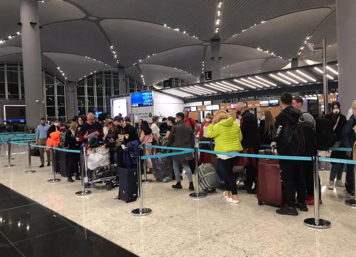 Анкара предлагает возобновить авиасообщение с Россией