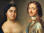 Петр I и Екатерина: любовь без предрассудков