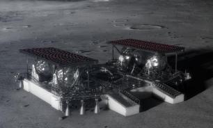 NASA поделилось проектом нового лунного модуля