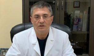 Доктор Мясников не считает коронавирус смертельным недугом