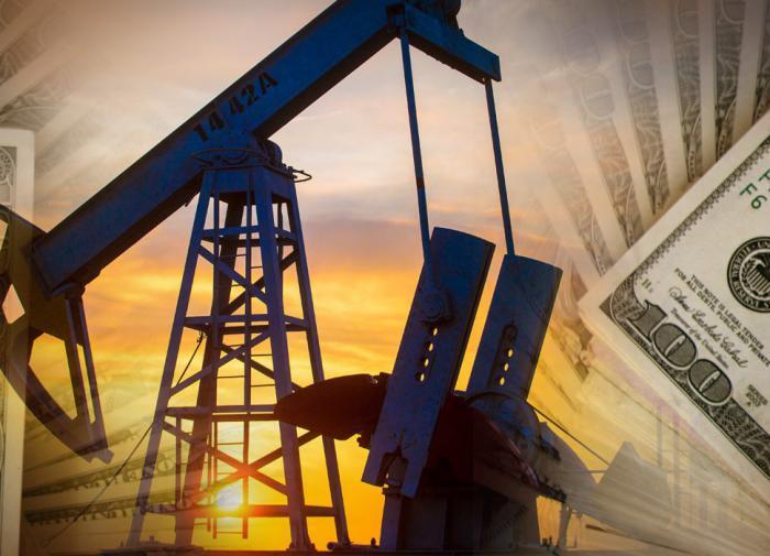 Цены на нефть падают уже четвёртый день подряд