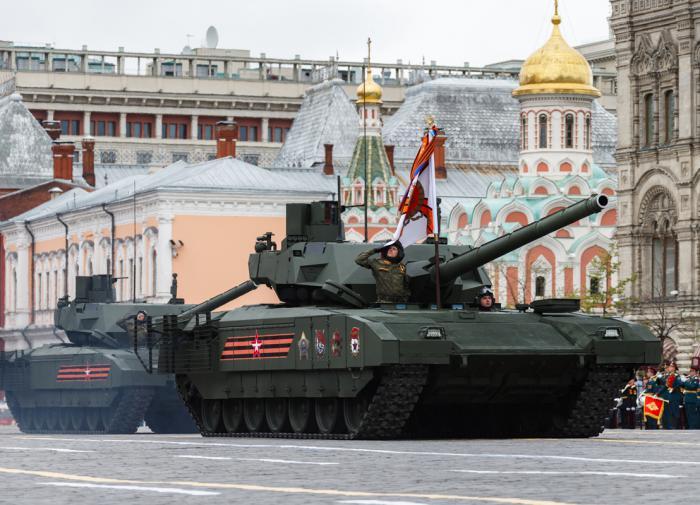 Игорь Коротченко: российское танкостроение — лучшее в мире