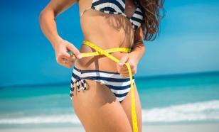 Как экстренно похудеть перед отпуском