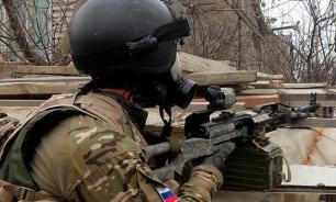 """""""Спецназ России в Сирии только охраняет военные объекты"""""""