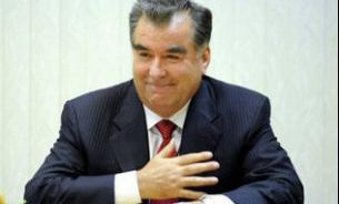 Таджикистан проголосовал за вечное правление Рахмона