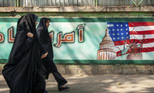 Иран обвинил США в организации госпереворота