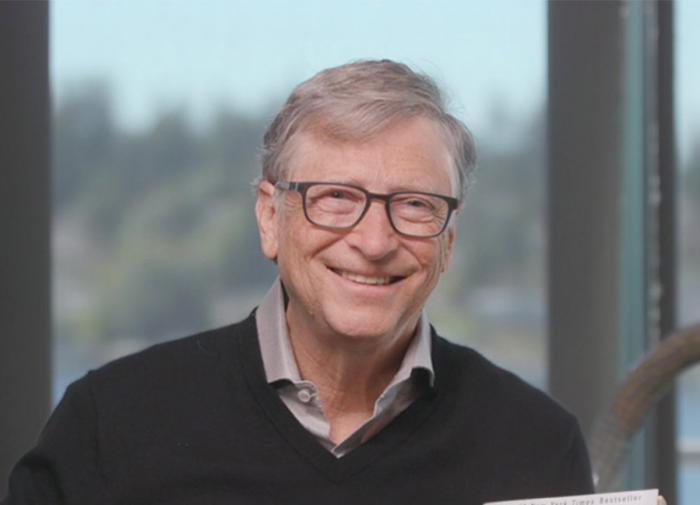 Билл Гейтс напомнил молодёжи о глобальных и личных целях