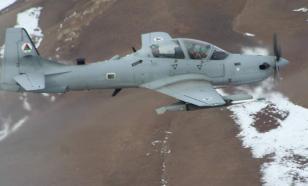 Система ПРО Узбекистана сбила самолёт ВВС Афганистана