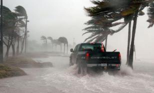 """В Луизиане зарегистрирована первая жертва урагана """"Ида"""""""