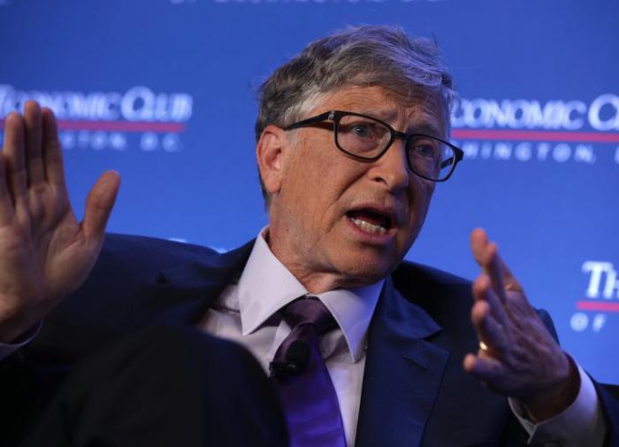 Билл Гейтс оптимистически настроен по поводу борьбы с коронавирусом