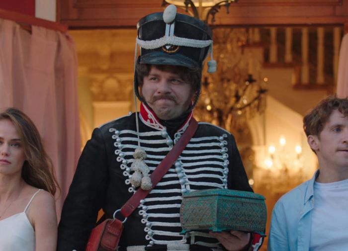 """Сериал """"Гусар"""" с Гариком Харламовым в главной роли разобрали на цитаты"""