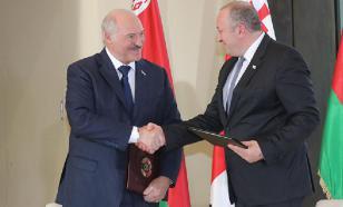 Визит Лукашенко в Грузию: месть Москве за молоко