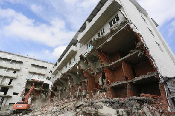 Власти Сочи объявили войну самостроям