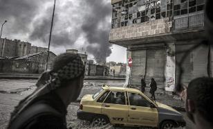 Армия САР отбила атаку на пригород Алеппо