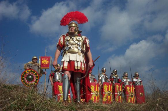 Интересные факты о древнеримской армии. Единицы и уровни