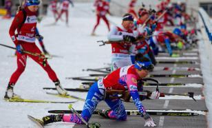 Назван состав сборной России на чемпионат мира по биатлону