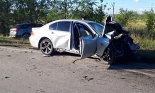 В аварии на трассе Самара-Волгоград погибли пять человек