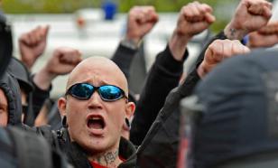 """Фанаты """"Лацио"""" использовали приветствие нацистов перед игрой в Глазго"""
