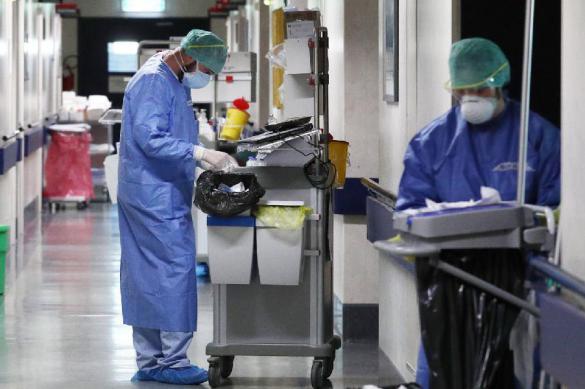 Восемь человек госпитализированы в Санкт-Петербурге с коронавирусом