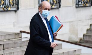 """Глава МИД Франции надеется на перерыв в """"торговой войне"""" с США"""