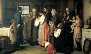 На крестины положено звать первых встречных