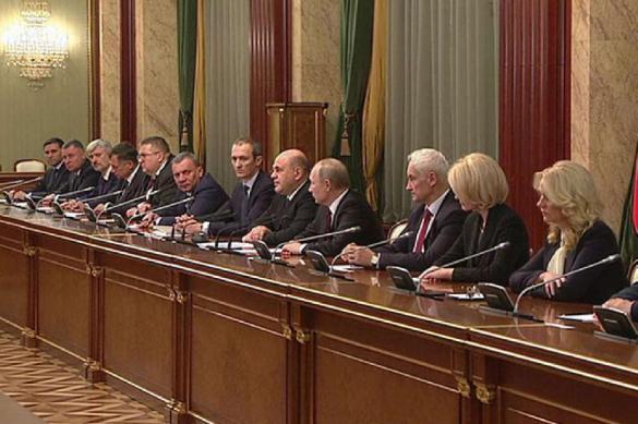 Названы министры в правительстве Михаила Мишустина