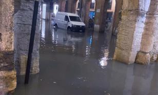 Венеция уходит под воду – ливни накрыли север Италии