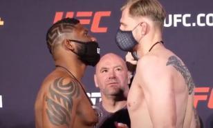 Блэйдс победил Волкова на турнире UFC