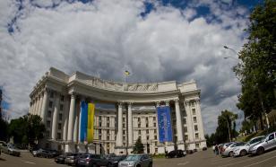 МИД Украины возмутил запрет иностранцам владеть землёй в Крыму