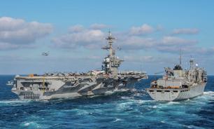 """В New York Times предложили утопить флот """"пиратского"""" Ирана"""