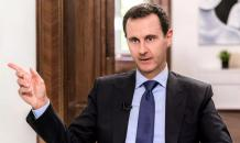Башар Асад: конфликт в Сирии - миниатюрная модель третьей мировой войны