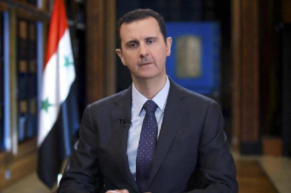 """Асад заявил о причастности ЦРУ к смерти основателя """"Белых касок"""""""